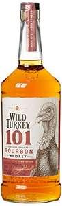 [Amazon Prime] Wild Turkey 101 Proof Bourbon Whiskey 1l (bestellbar, Lieferzeit unbekannt)