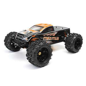 DHK Hobby 8382 Maximus 1/8 120A 85KM/H 4WD Brushless Monster Truck RC Car