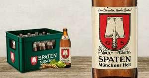 [Rewe] Spaten Münchener Hell Bier 20 x 0,5l Kiste für 12,99€ zzgl. Pfand | ab dem 02.08.