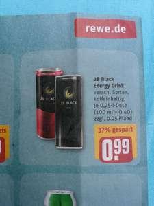 [Lokal Bayern] 28 Black / Schwarze Dose bei Rewe
