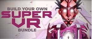 Super VR Bundle (Steam) - 1 Spiel für 1€, 5 Spiele für 2,99€, 10 Spiele für 4,99€ (Fanatical)