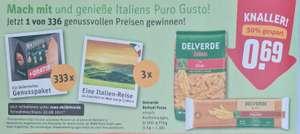 Buitoni Pasta Delverde 500 g verschiedene Ausformungen ab 02.08 bei REWE
