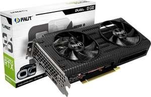 Palit GeForce RTX 3060Ti Dual OC 8GB LHR
