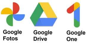 Google One Cloud bzw. Drive über Türkei (VPN) | 100 GB 58ct | 200 GB 1,16 Euro | 2TB 2,90 Euro bei Jahres-Abo noch günstiger!