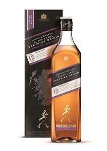 Johnnie Walker Black Label 12 SPEYSIDE ORIGIN Limited Edition Whisky (1 x 1 l) für 30,91 bei Amazon