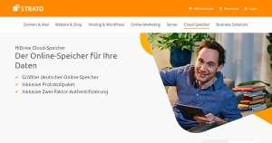 Strato HiDrive Cloud Speicher 1 Jahr = 1 TB = 12 € (Kündigung nötig) oder dauerhaft 60€ pro Jahr