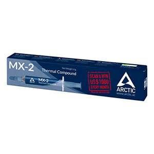 [amazon.de] [Prime] ARCTIC MX-2 Qualitäts-Wärmeleitpaste, 4 Gramm + 33% Rabatt auf Xbox Game Pass für PC (3 Monate)