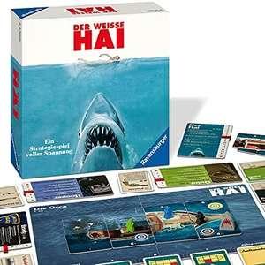 [Amazon UK] Spielzeug Brettspiele etc. Sammeldeal (56 Spiele), z.B. Ravensburger Der Weiße Hai BGG 7,3