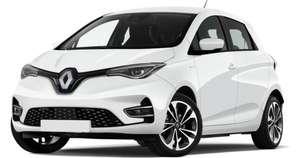 Gewerbeleasing: Renault ZOE Experience (135 PS, 52 kWh), 24x 42€ + 671€ ÜF (eff. 70€), LF 0,13, GF 0,22, BAFA