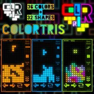 ColorTris (PC DRM-Free) kostenlos (itch.io)
