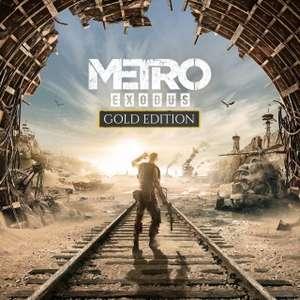 Metro Exodus - Gold Edition (Steam) für 9,83€ (Fanatical)