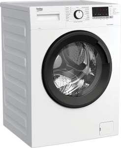 Beko WML71434NPS1 7kg Waschmaschine (1400 U/min, EEK A+++ bzw. D, 15 Programme, Dampffunktion, Kindersicherung) - Lieferung Wunschort