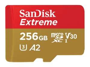 [LOKAL GRAVIS Stores] verschiedene SanDisk microSD-Karten Ultra / Extreme im Angebot + NL-Gutschein