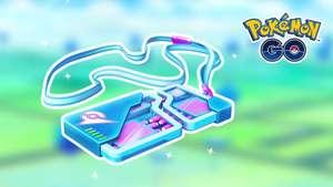 Pokemon Go - Wöchentliche Bundles für 1 PokéMünze (Fern-Raid-Pass und andere Items)