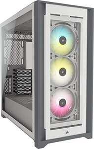 [Amazon] Corsair iCUE 5000X RGB Mid-Tower ATX PC Smart Gehäuse