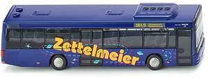 Wiking Stadtbus MAN Lions City A78 Zettelmeier, Maßstab 1:87 für 10€ (Müller Abholung)