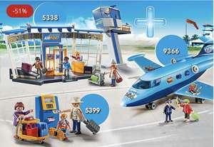 Playmobil Bundle City-Flughafen