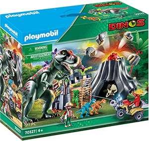 Playmobil Dino T-Rex mit Vulkan Set 70327 bei Amazon Händler bopster