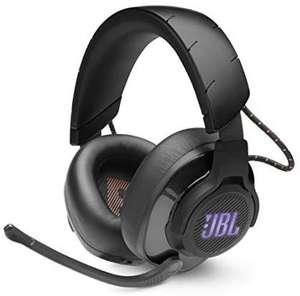 JBL Quantum 600 Over-Ear Gaming Kopfhörer – Wireless 2,4 GHz und 3,5 mm Klinke [Amazon & Expert]