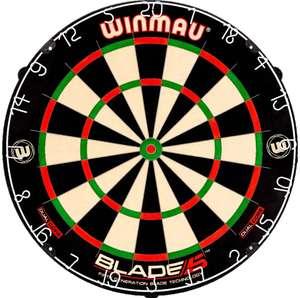 Winmau Blade 5 Dual Core, Dartscheibe, Darts, Dart