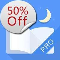 [google play store] Moon+ Reader Pro   eBook-Reader   4,3* > 500k Downloads)