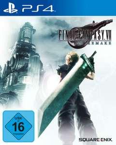 [Amazon prime] Final Fantasy 7 Remake PS4 Disc