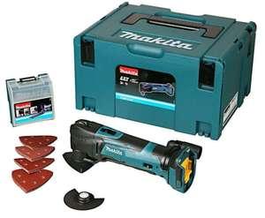 Makita DTM 51 Multi Tool Set, DTM51ZJX7 (inkl. MakPac und Zubehör) Multiwerkzeug