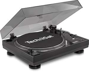 """""""DJ, spin that sh***!"""" [ Amazon / Prime ] TechniSat TECHNIPLAYER LP 300 - USB-DJ-Plattenspieler / Digitalisierungsfunktion / Direktantrieb"""