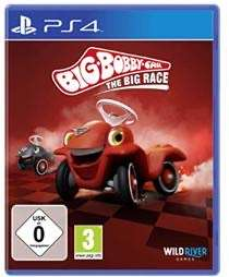 [Prime] Big Bobby Car The Big Race - PS4