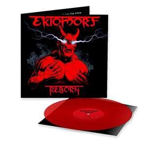 (Prime) Ektomorf - Reborn (Red Vinyl LP)