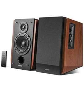 Edifier R1700BT Bluetooth Lautsprecher Braun