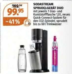 SodaStream Duo bei Müller offline