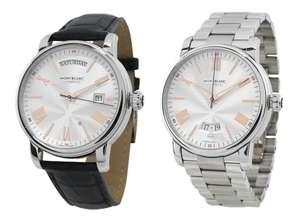 [BS] Montblanc 4810 Date und Daydate Uhr 2 Varianten