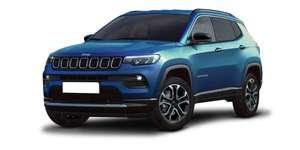 Auto Abo / Leasing Alternative // 13M 359€ p.M.all inkl.Versicherung// SUV Jeep Compass Limited / 20.000 km / Automatik DSG