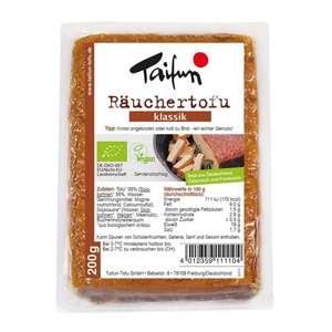 6x Taifun Tofu Räuchertofu B-Ware vegan Outlet bei Veggie Specials