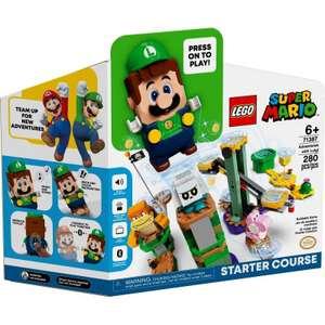 71387 LEGO® Super Mario™ Abenteuer mit Luigi- Starterset