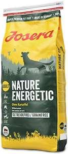 Josera Hundefutter (Nature Energetic, Optiness, Balance und YoungStar) derzeit bei Amazon stark reduziert