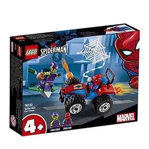 LEGO Marvel Super Heroes - Spider-Man Verfolgungsjagd (76133) für 14,03€ (Amazon Prime)