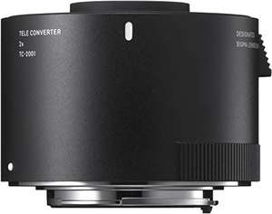 Sigma 2,0-fach Telekonverter TC-2001 für Nikon [Amazon]