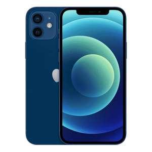 ebay: Apple iPhone 12 - 64GB - BLAU (Ohne Simlock) NEU OVP