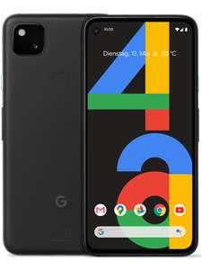 Google Pixel 4a (128GB) + Klarmobil Allnet Flat 5GB LTE (Vodafone-Netz) für 59,99€ ZZ & mtl. 12,99€