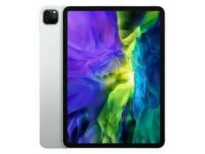 "Apple iPad Pro 11"" (2020) mit WiFi & Cellular, 256 GB, silber"