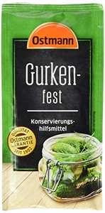 Amazon Prime: Ostmann Einmachhilfe für Gurken und Gemüse , 5 Beutel für je 5kg Gurken