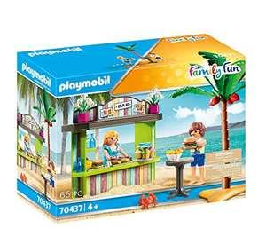 Playmobil Family Fun - Strandkiosk (70437) für 11,04€ (Amazon Prime)