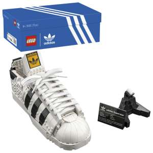 [Vorbestellung] LEGO Creator Expert 10282 - adidas Originals Superstar