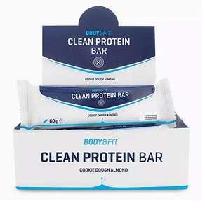 Clean Protein Bars für 0,67 €/Stück + Gratis Shaker