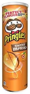 Amazon Prime:4 Dosen Pringles Sweet Paprika je 200 Gramm Inhalt, Einzelpreis 1,16 €
