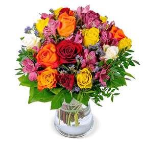 20% Rabatt auf alle Blumensträuße bei Blume Ideal