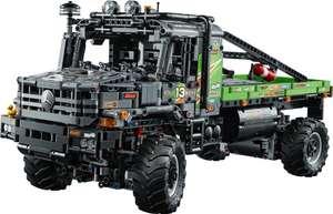 LEGO 42129 4x4 Mercedes-Benz Zetros Offroad-Truck