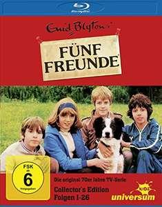 Fünf Freunde (1978) Box, Folgen 01-26 (Collector's Edition Blu-ray) für 21,97€ (Amazon Prime)